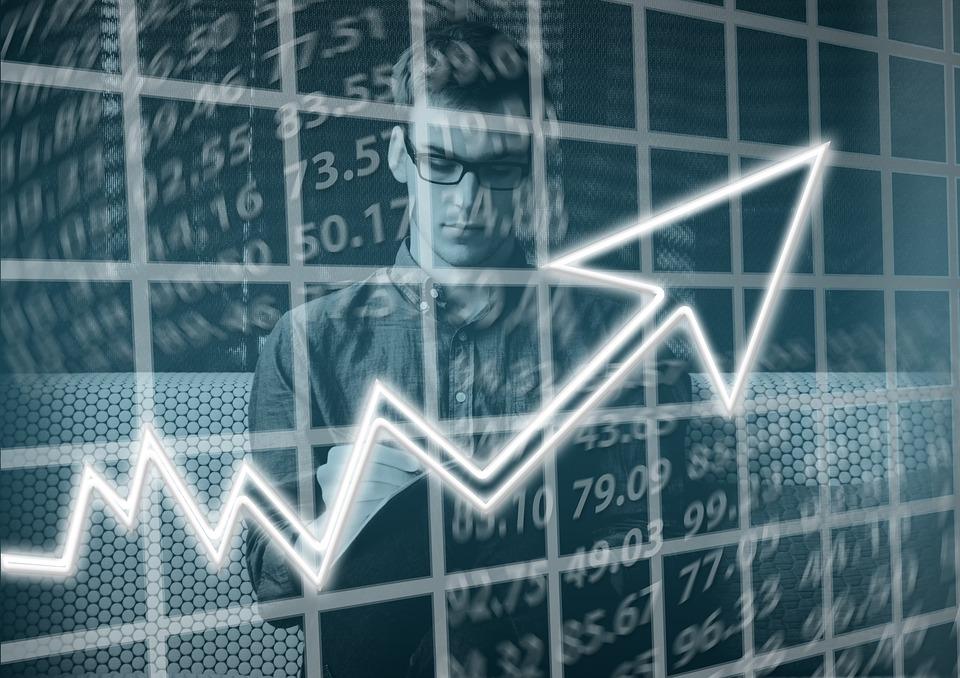 financial upturn