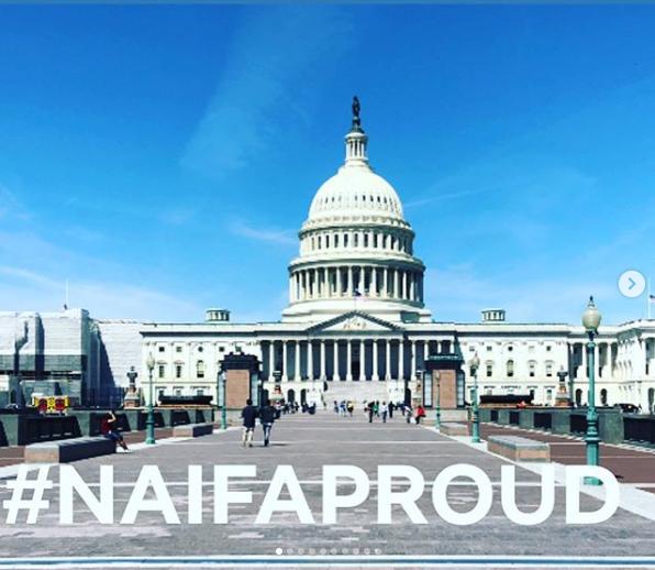 NAIFA proud capitol