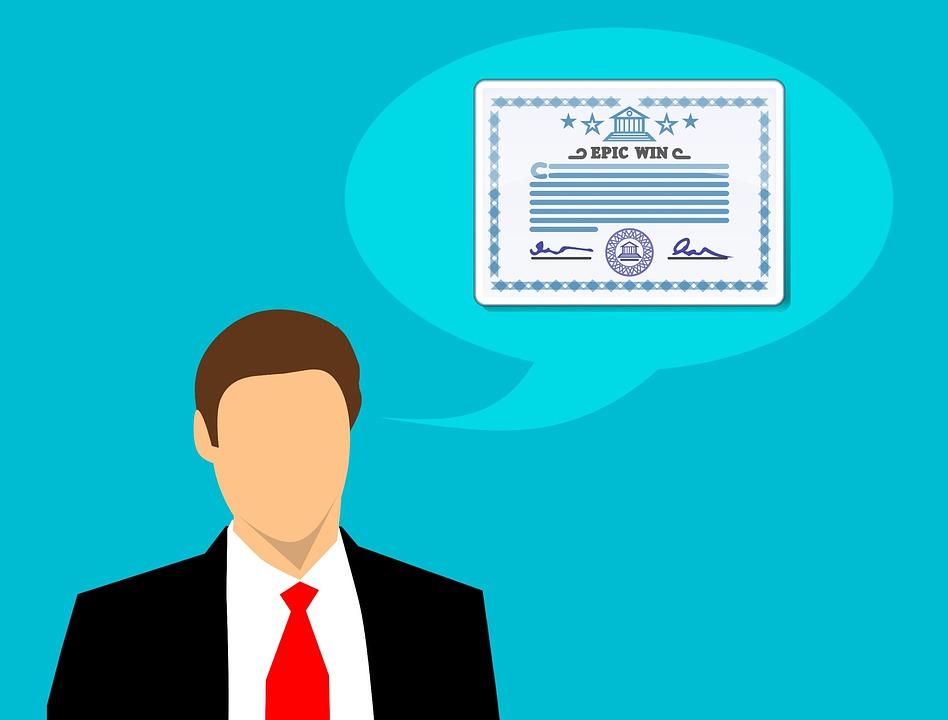 lacp certificate